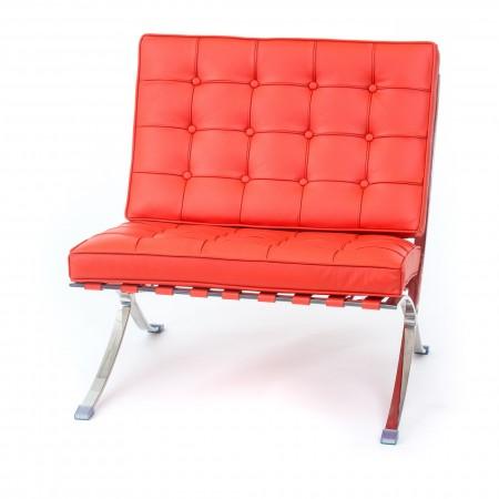 Pavilion Lounge Chair - Premium Top Grain Leather
