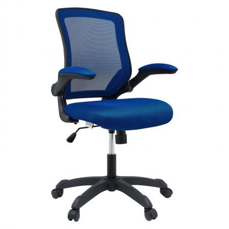 Veer Mesh Office Chair Blue