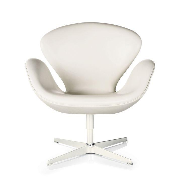 Swan Chair Premium Cashmere Wool