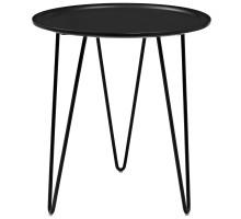 Digress Side Table Black