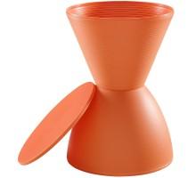 Haste Stool Orange
