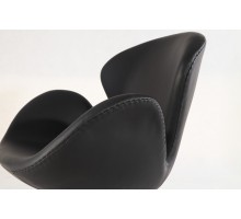 Swan Chair - Premium Italian Top Grain Leather