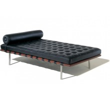 Premium Day Bed - Aniline Leather