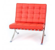 Pavilion Lounge Chair - Premium Top Grain Leather