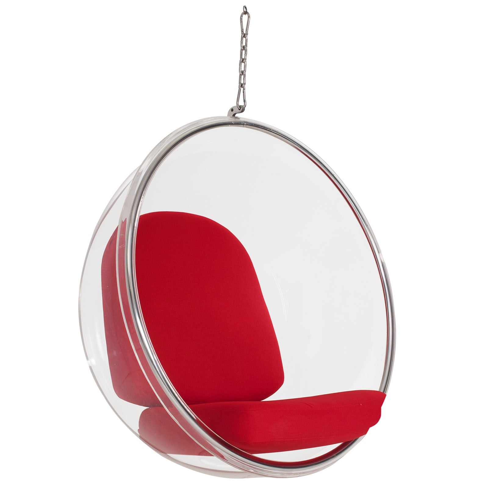 Ring Lounge Chair - Red